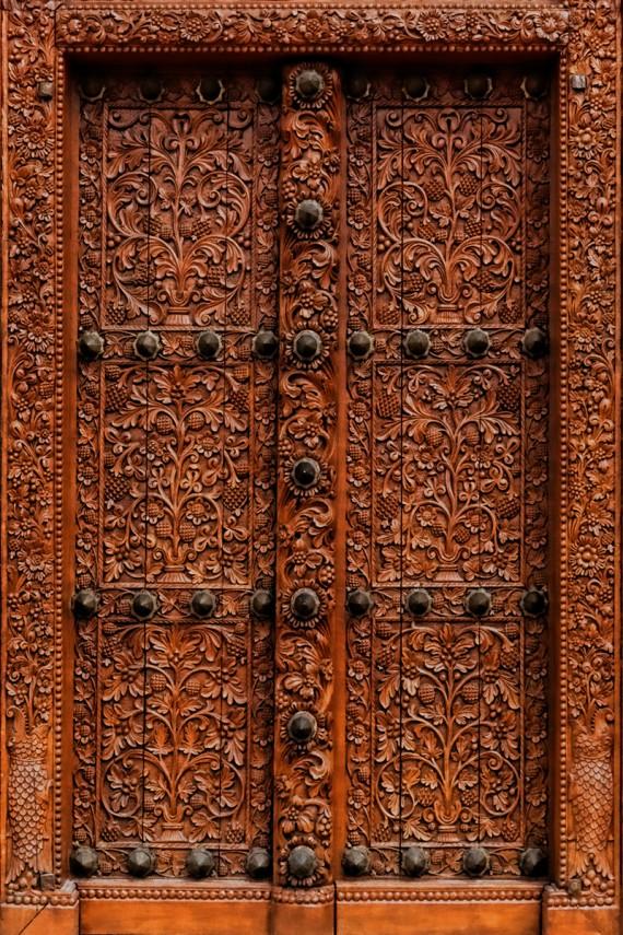 Das ist eine Tür. Alles andere ist...