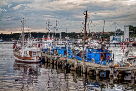 Die letzten Fischer von Sassnitz