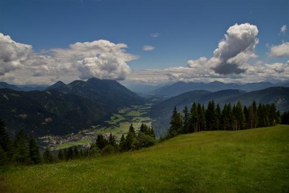 Ein wunderschönes Tal