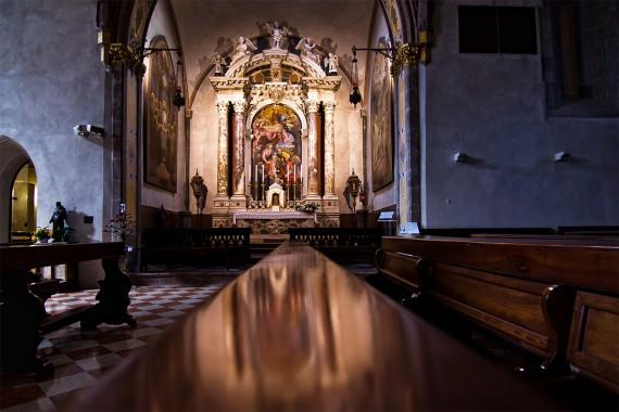 Duomo di Santa Maria Assunta, Gemona del Friuli, Italien