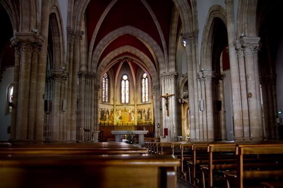 La Basilique Notre-Dame - La Chapelle des Marins (Ville d'Eté), Arcachon, Frankreich
