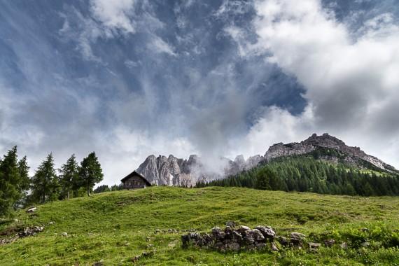 Wolkenschauspiel