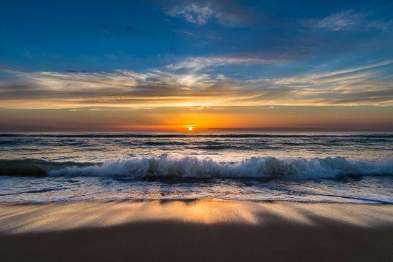 Rauschendes Meer