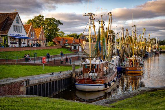 Schöner Hafen